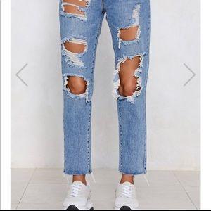 Nasty Gal Pants - Brand new nastygal jeans